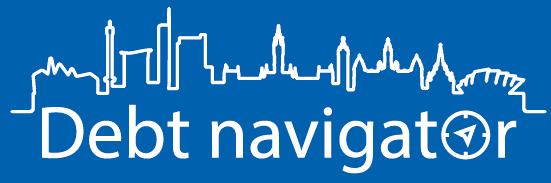 Debtnavigator.scot logo
